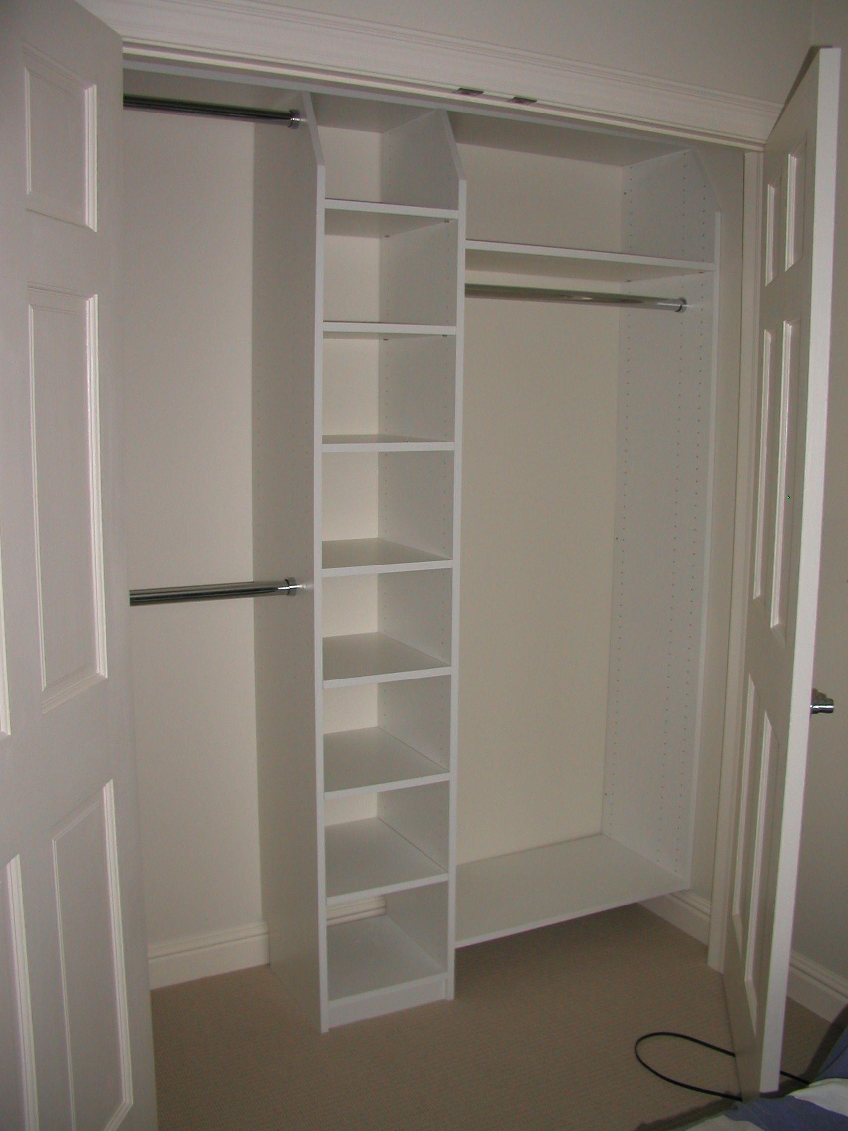 70 elegant walk in closet design ideas layout dan tips - Small closet design layout ...