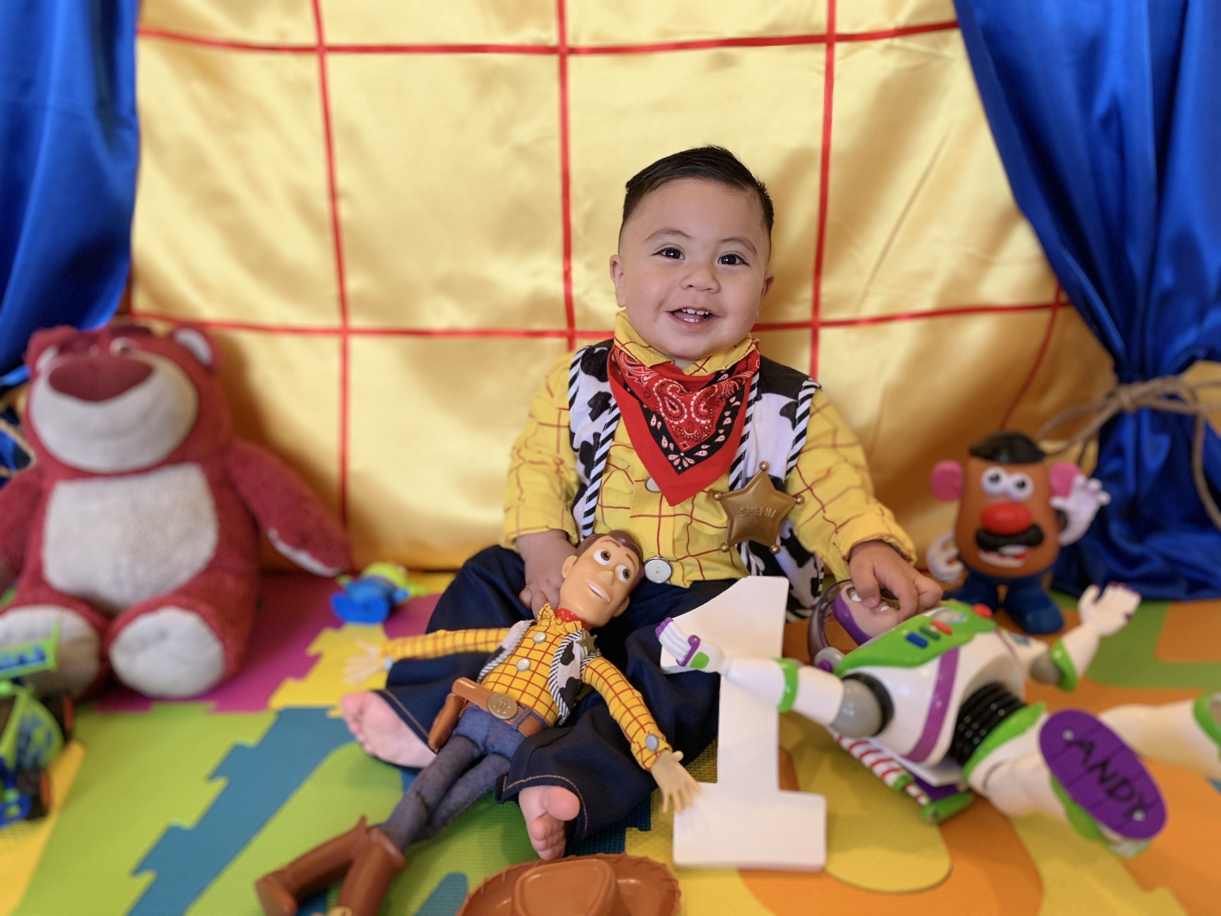 Pin by Marissa Barajas on Toy Story birthday party Toy