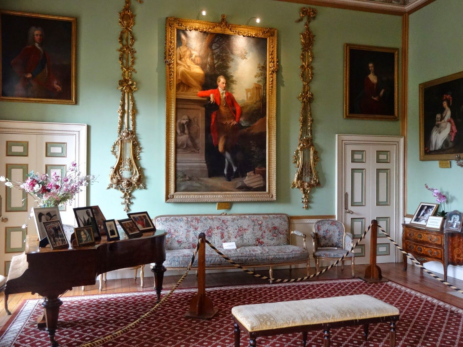 hopetoun house interior - Google Search   A Way of Living ...