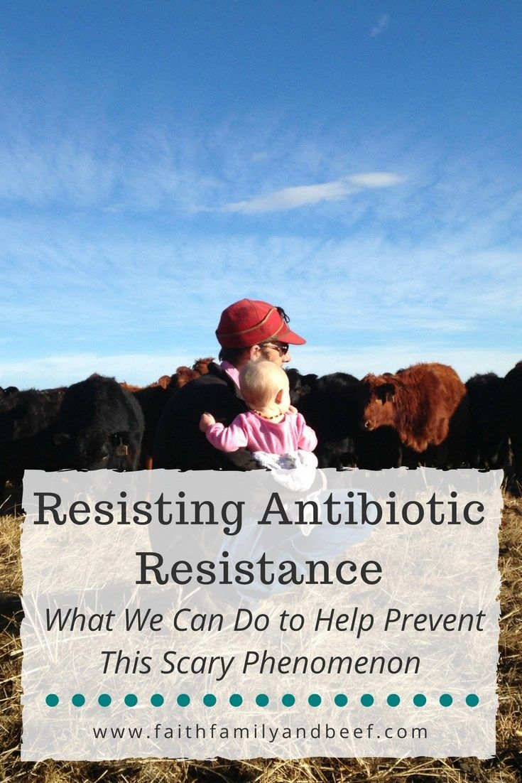 Resisting Antibiotic Resistance - What We Can Do to Help Prevent This Scary Phenomenon