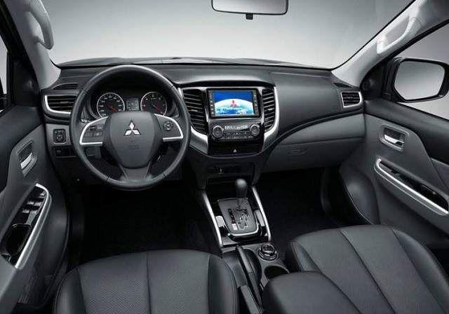 2018 Mitsubishi L200 Interior Mitsubishi Diesel Cars Mitsubishi Pickup