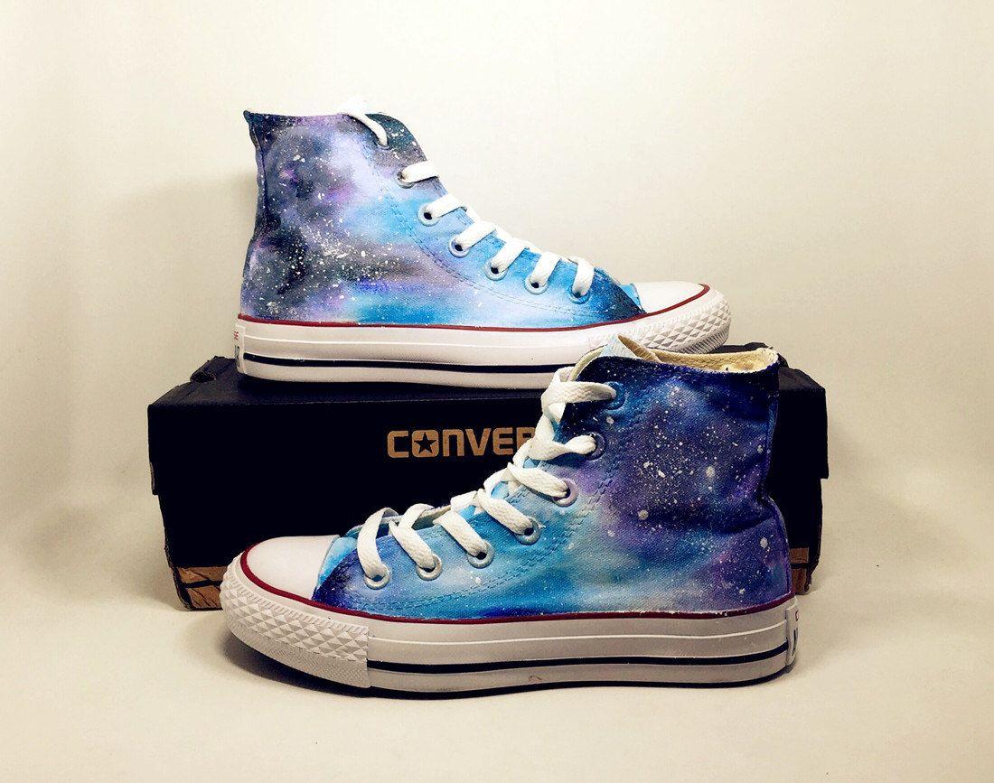 Zapatillas azules samsung galaxy w zapatillas pintadas a