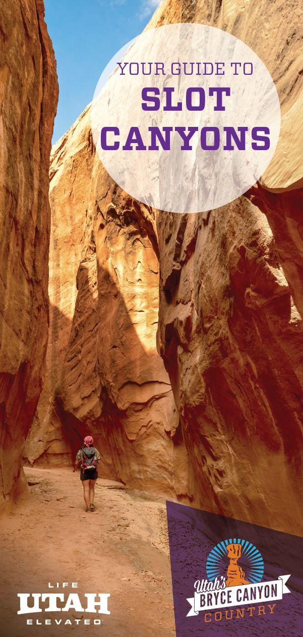 Slot Canyons in Utah - Top Slot Canyons | Visit Utah