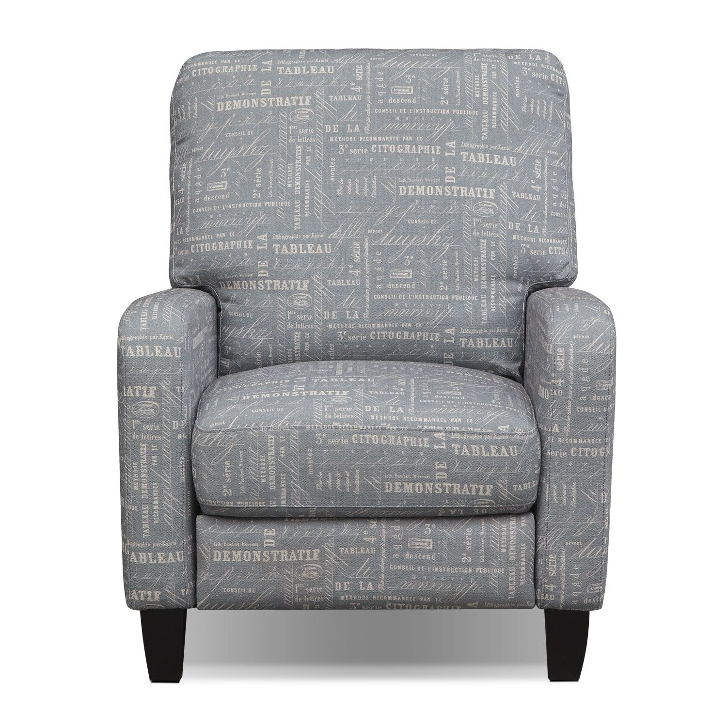 Charlton Push Back Recliner