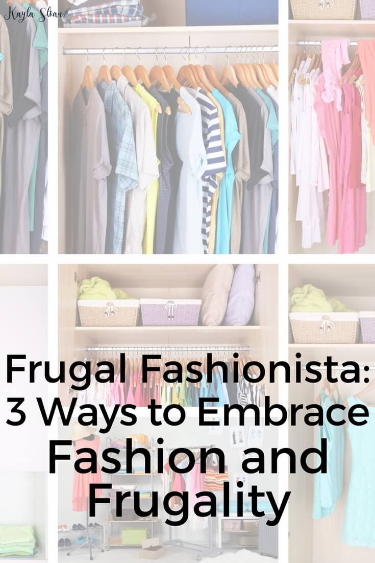 Frugal Fashionistas: Embrace Both Fashion and Frugality | Third ...