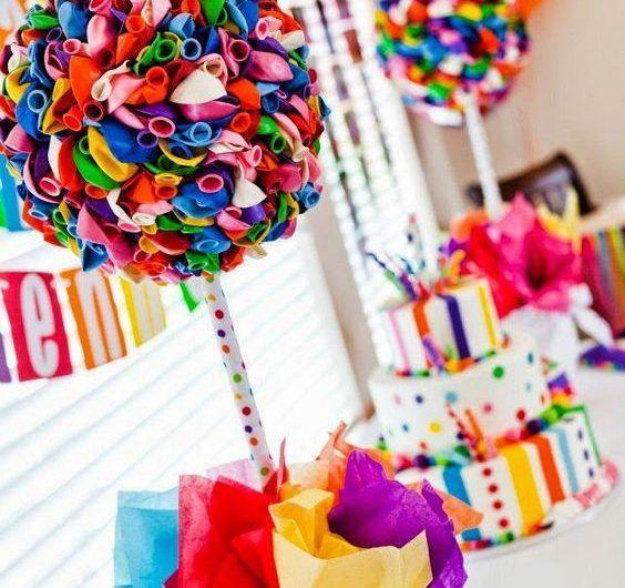 Decorações fantásticas para brincar ao Carnaval!