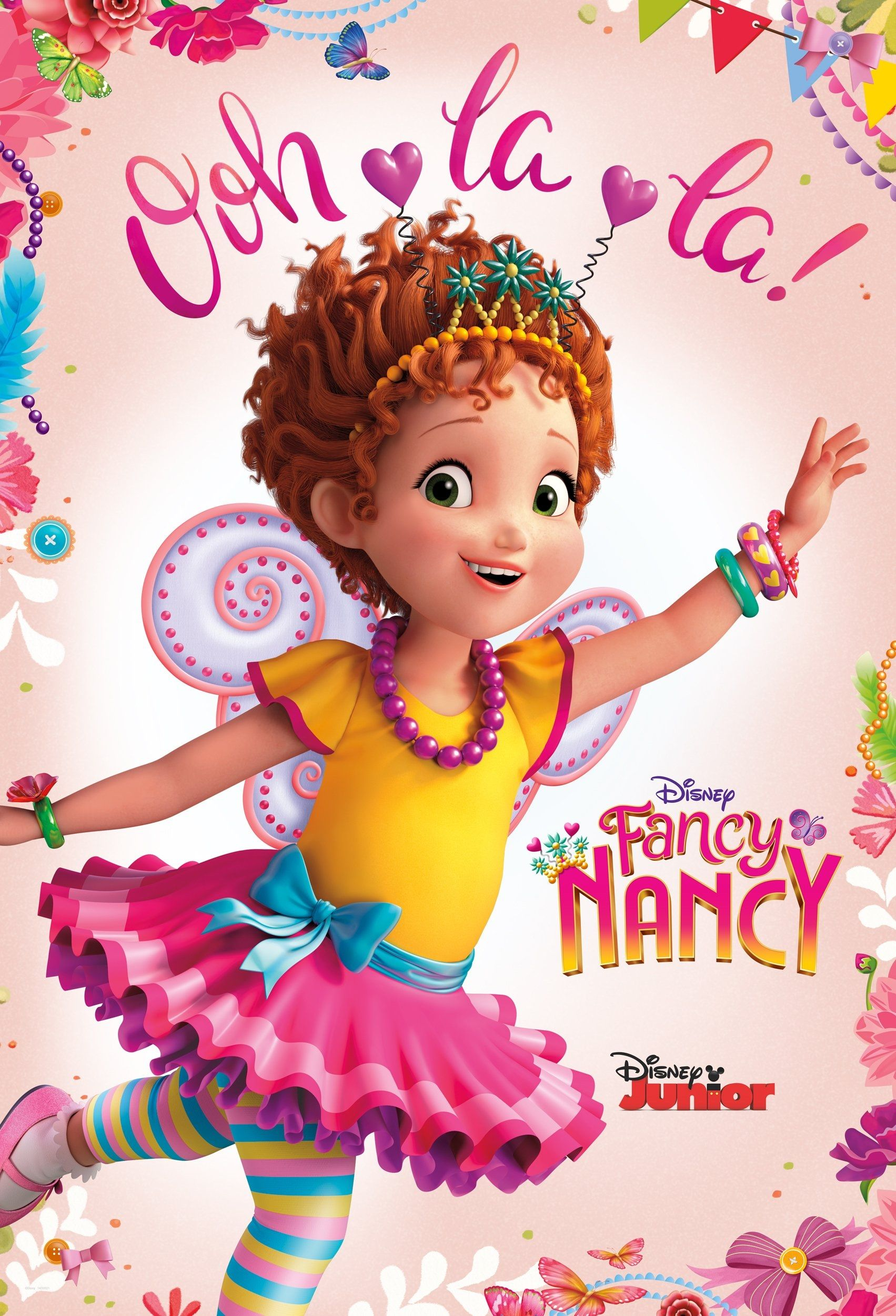 Fancy Nancy With Friends Fancy Nancy Fancy Nancy Party Fancy Nancy Clancy