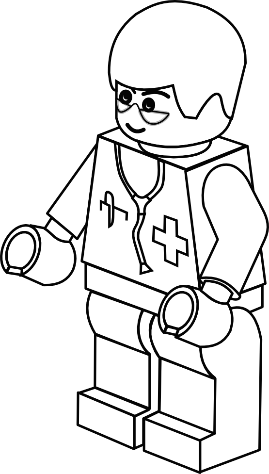 Doctor Pictures Cliparts Co Lego Coloring Pages Lego Coloring Minion Coloring Pages