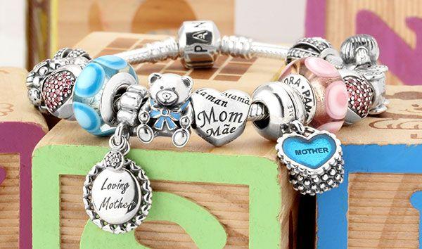 Pandora Charms For New Mom