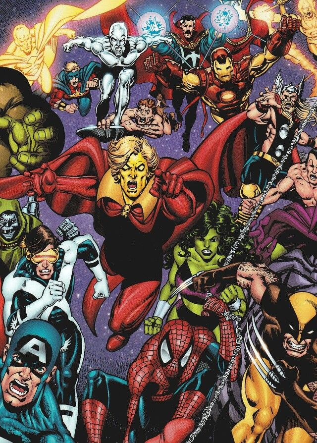 Infinity Comics Marvel Cosmic Pinterest Infinity Marvel And