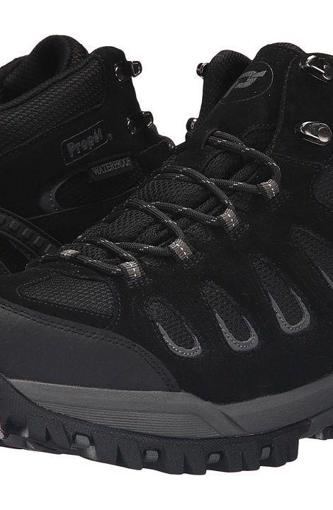 Propet Ridge Walker (Black) Men's Lace-up Boots - Propet, Ridge Walker, M3599-B, Footwear Boot Casual Lace-up, Casual Lace-up, Boot, Footwear, Shoes, Gift - Outfit Ideas And Street Style 2017