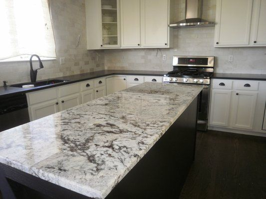 Cold Spring Granite White Cabinets Google Search