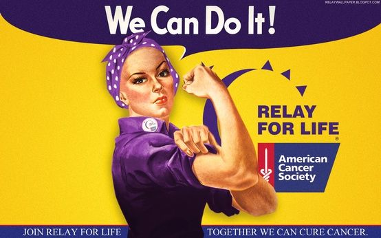 Relay For Life of Cayuga County  May 31 - June 1, 2013 - Falcon Park  www.relayforlife.org/cayugacountyNY  1-800-227-2345 or visit www.cancer.org - We can help!