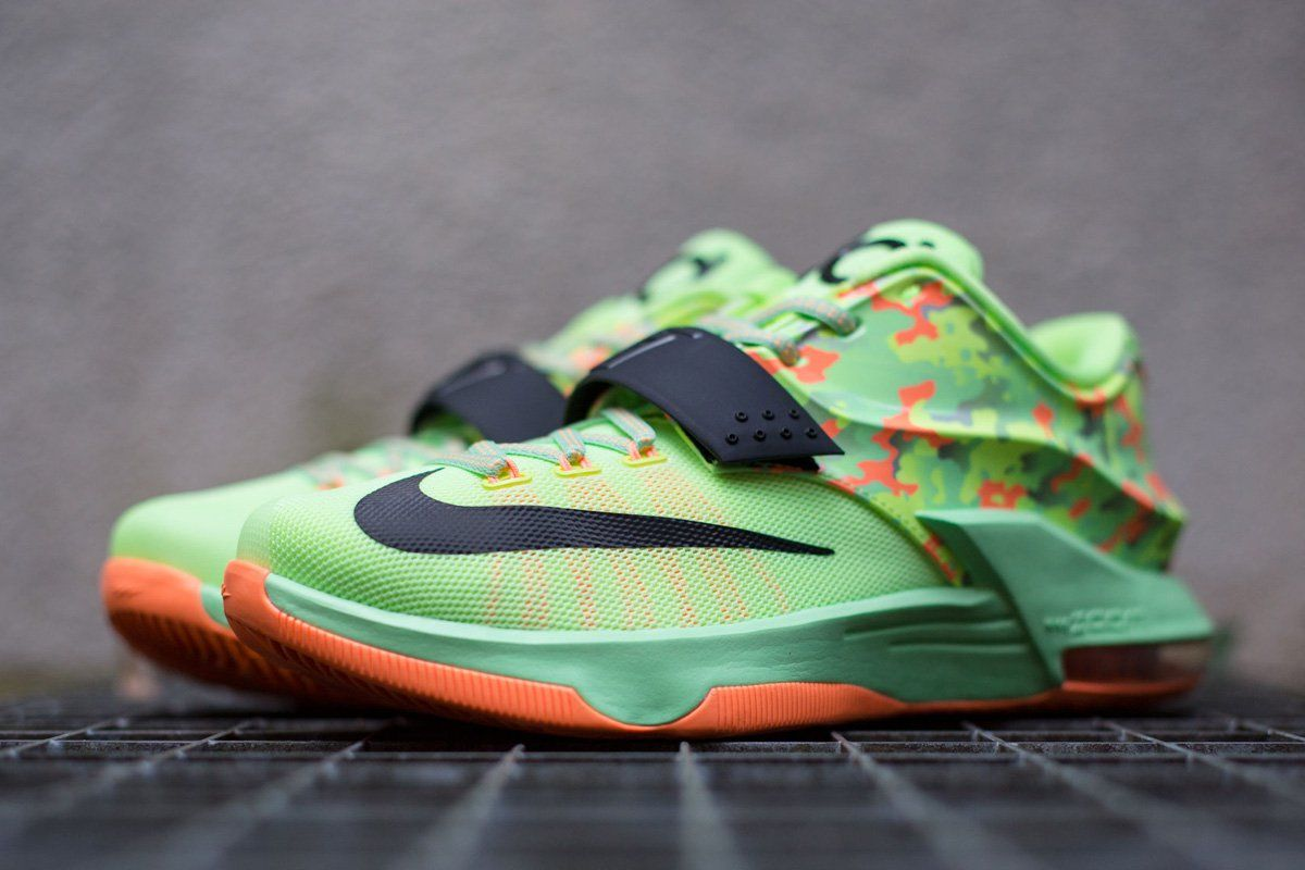 new concept 5a0a8 103a9 Nike KD 7 Easter