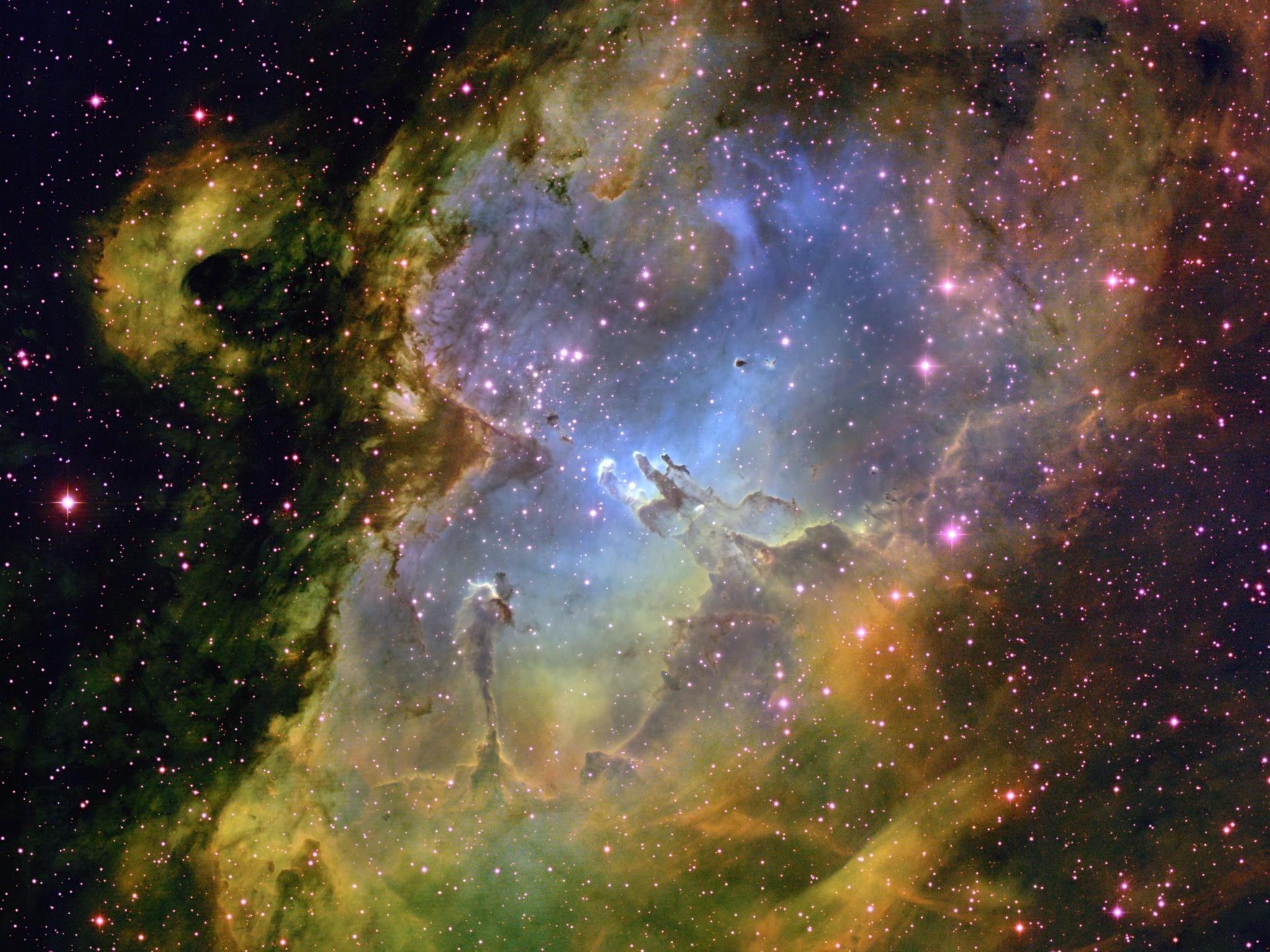 Eagle Nebula HD Desktop Wallpaper Amazing Wallpaperz 1920x1200 Backgrounds 36 Wallpapers