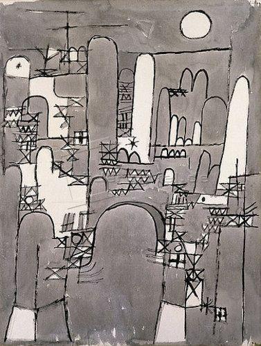 Paul Klee: Das Tor. 1932