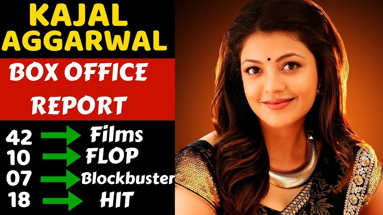 Kajal Aggarwal Career Box Office Collection Analysis Hit Blockbuster An Bollywood Box Box Office Collection Youtube