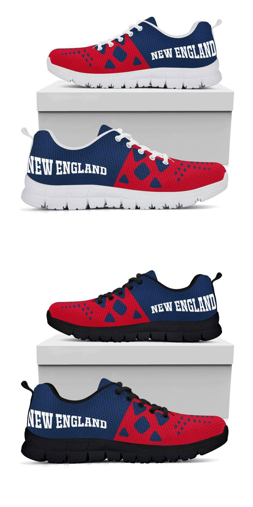 34c3ab3e39 New England Patriots Colors - Running Shoes Sport the New England Patriots  colors while you train to take on the world. In the gym or on the streets  these ...
