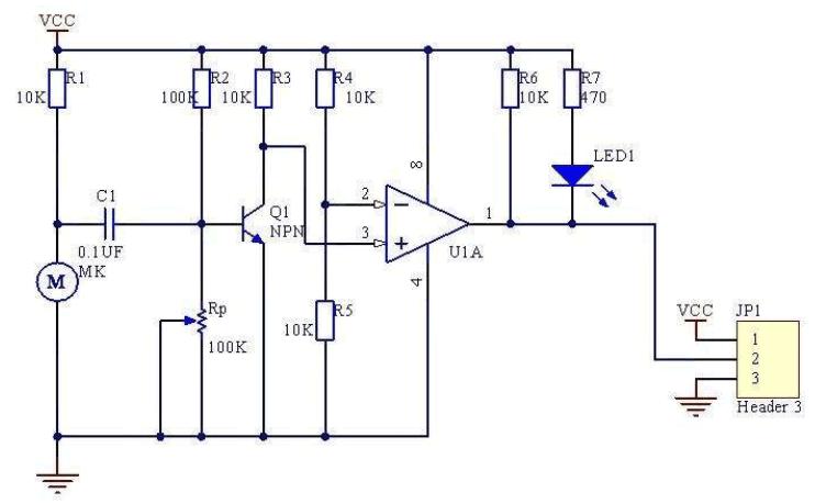 Arduino Whistle Detector Switch using Sound Sensor | Arduino, Detector,  Sensor | Whistle Wiring Schematics |  | Pinterest