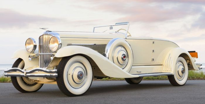 Mae West's Duesenberg among Hollywood cars at upcoming Wine Country Classic