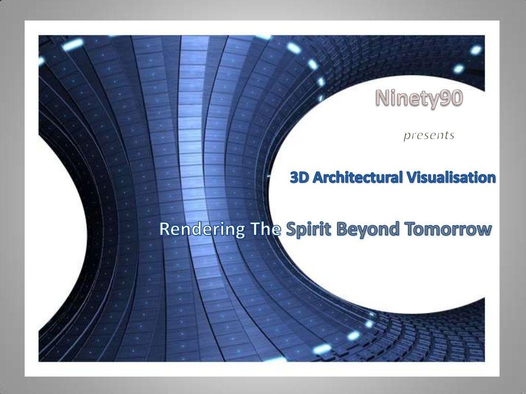 Ninety90couk By Willyshorts Via Slideshare Visualisation 3d Architectural Visualization 3d Visualization