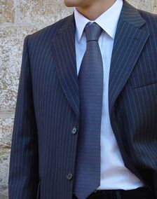 mens pin stripe suits - Google Search | I'm Looking Good