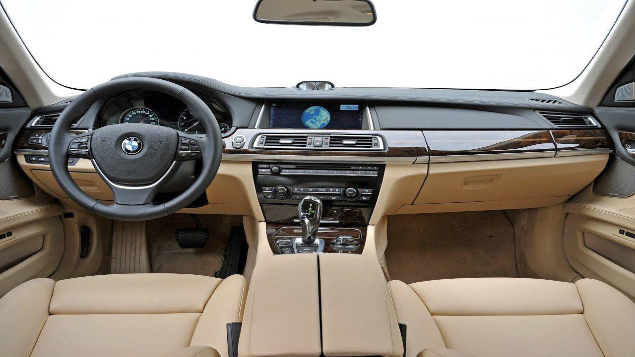 Bmw F02 750li Sedan Facelift Interior Design Bmw F02 750li