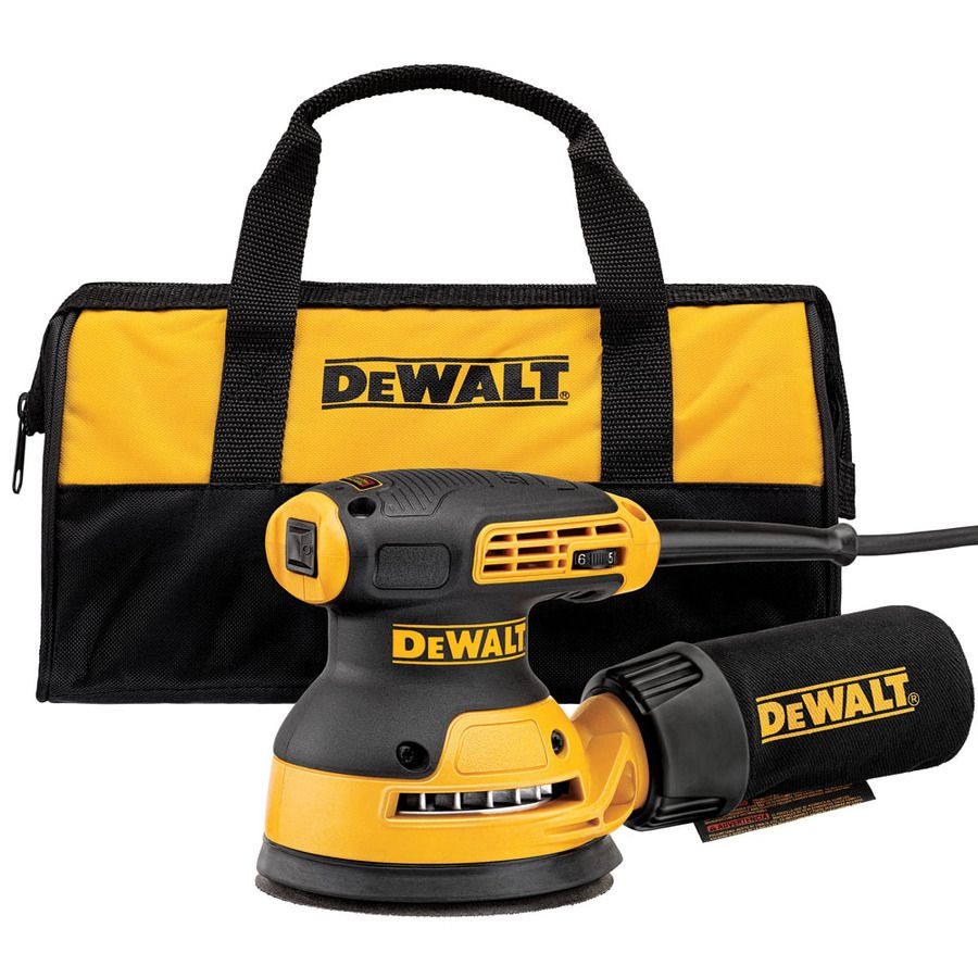 This Is My Favorite Sander Ever Seriously A Game Changer For Diy Affiliate Link Diy Furniturepain Dewalt Best Random Orbital Sander Dewalt Orbital Sander