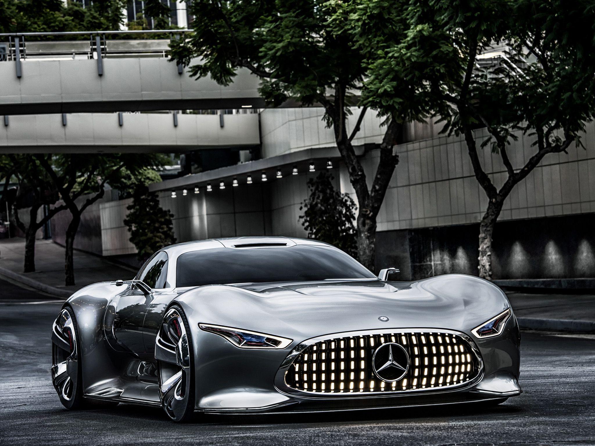 2014 Mercedes Benz AMG Vision Gran Turismo Concept ...