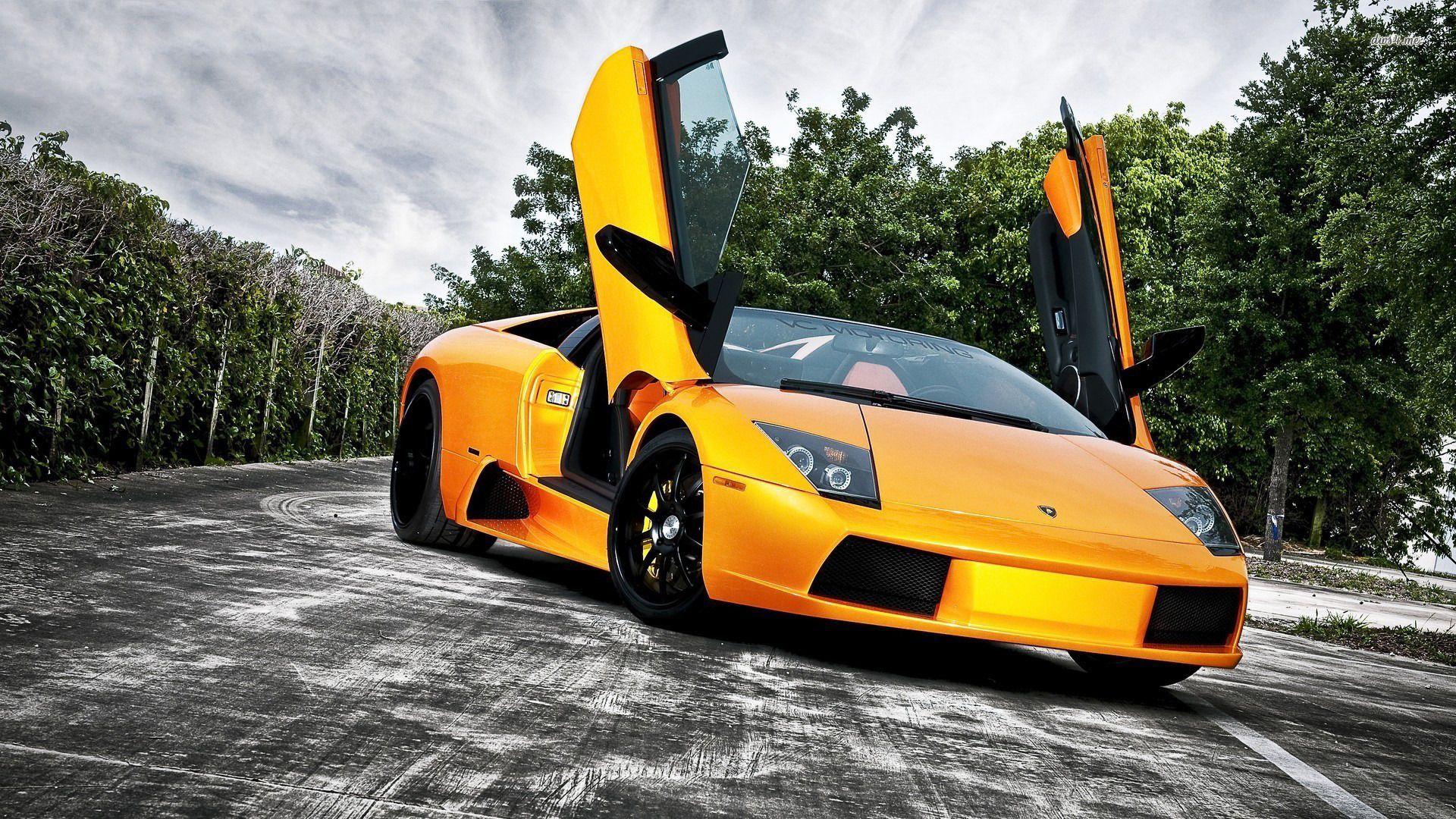 Lamborghini Murcielago Lp Hot Girl Amanda Ellis Wallpaper