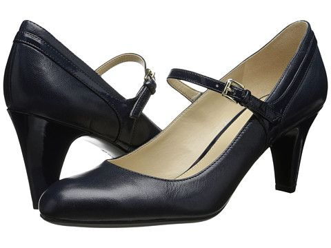 Womens Shoes Naturalizer Orianne Navy