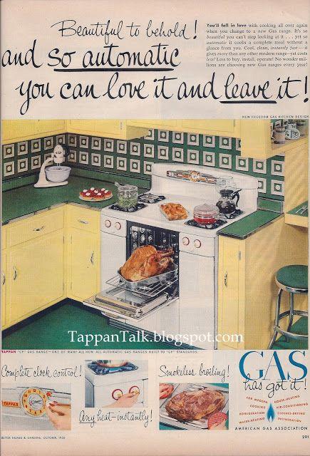 Tappan Talk Love It And Leave It Tappan Vintage Kitchen Appliances Vintage Stoves