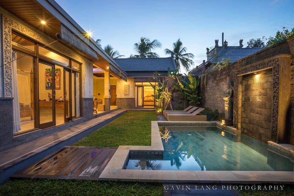 Entire home/flat in Ubud, Indonesia. Kupu Kupu is