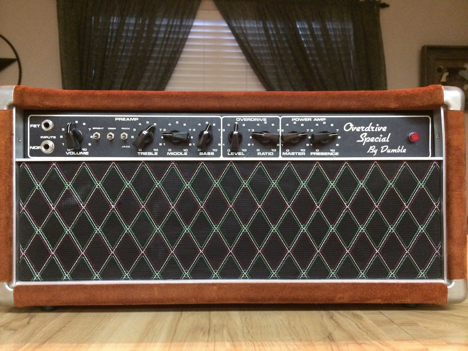We are so very blessed to offer this legendary amp direct