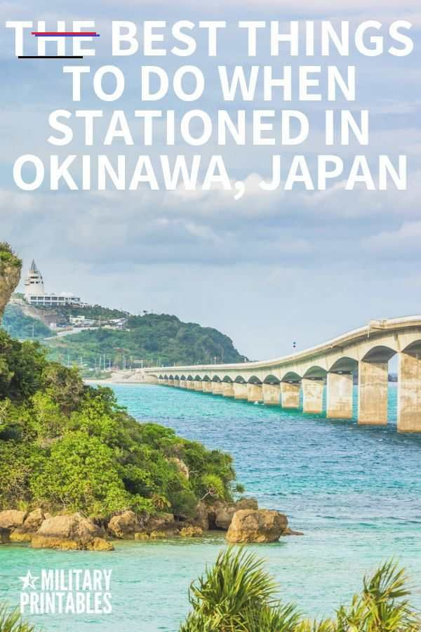 The Best Things To Do When Stationed In Okinawa, Japan The Best Things To Do When Stationed In Okinawa, Japan The Best Things To Do When Stationed In Okinawa, Japan #japan #militarylife #okinawa #pcs #military<br> Towards the south of Japan, exists Okinawa, which is more like a collection of some tropical Islands. Okinawa boasts magnificent views that look too good to be real. Some military families are lucky enough to get stationed here during their military career. Okinawa is also one of the m