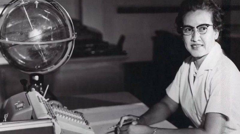 For Katherine G. Johnson, a love of math, coupled with positive self-assurance and sprinkled with a little tenacity, led to a life of ground-breaking accomplishments. Johnson's hard work and life…