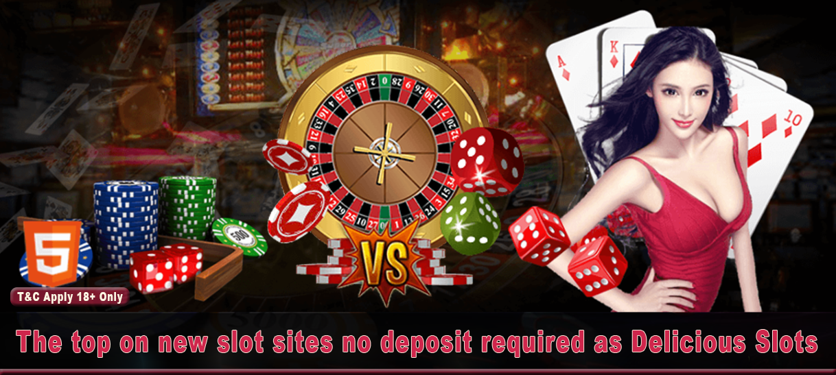 The top on new slot sites no deposit required as Slot