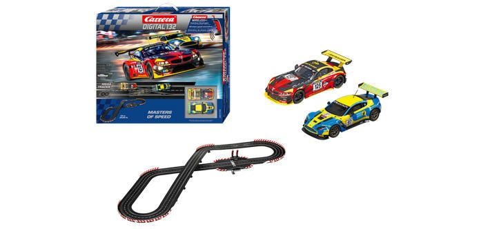 Carrera Digital 132 – Masters of Speed Set (30174) -  #slotcar #autorennbahn