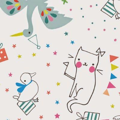 print & pattern blogs - Lizzie Mackay for Blend Fabrics