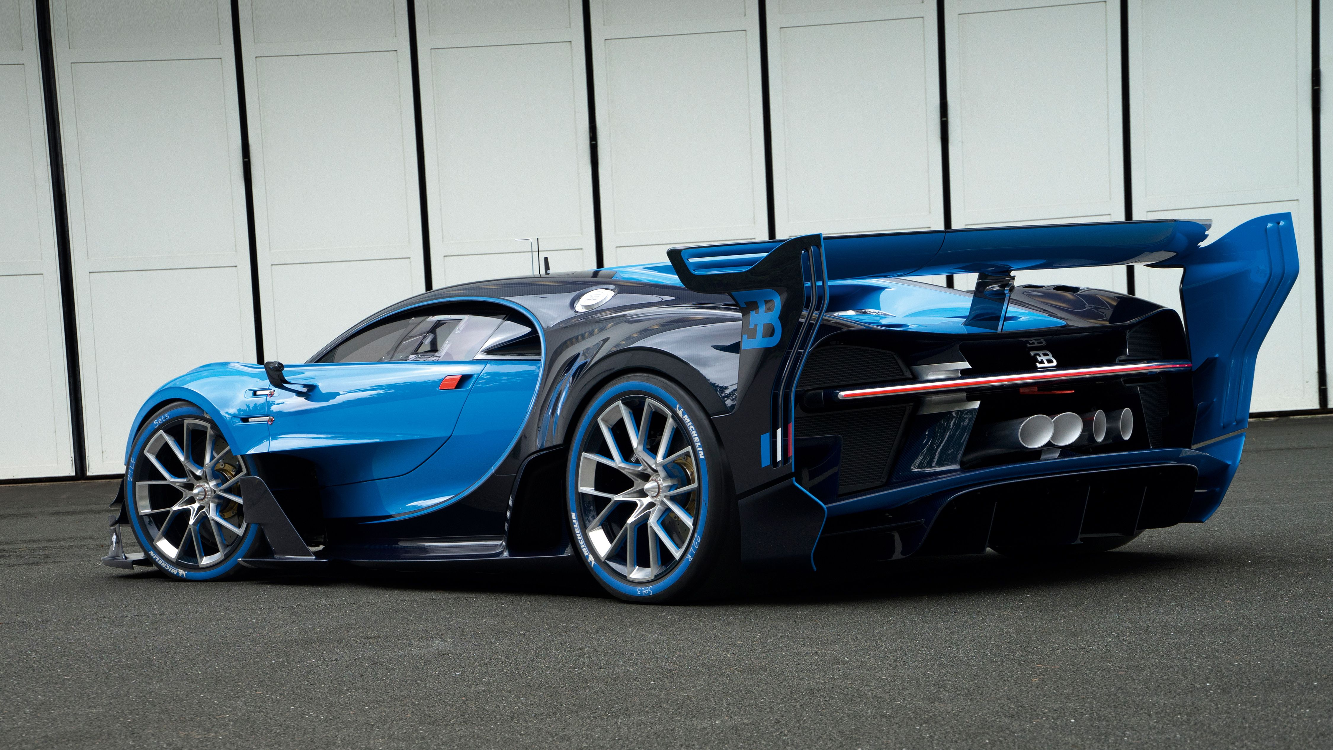Bugatti Vision Gran Turismo 2017 Суперкары, Автомобили