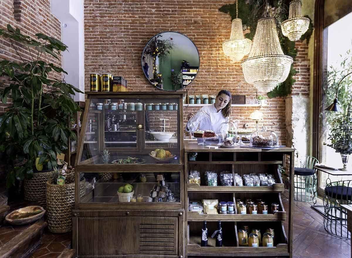Idée déco pour restaurant innovant. | Projets de décoration ...