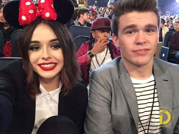Image result for Acacia Brinley with brother Peyton Clark