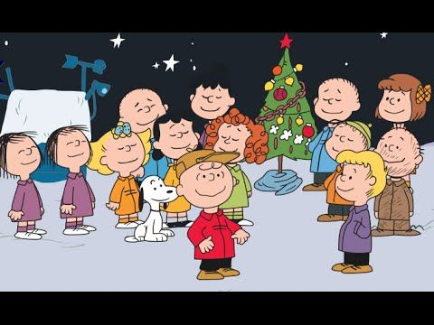 Charlie Brown Christmas Youtube.A Charlie Brown Christmas Christmas Time Is Here Song