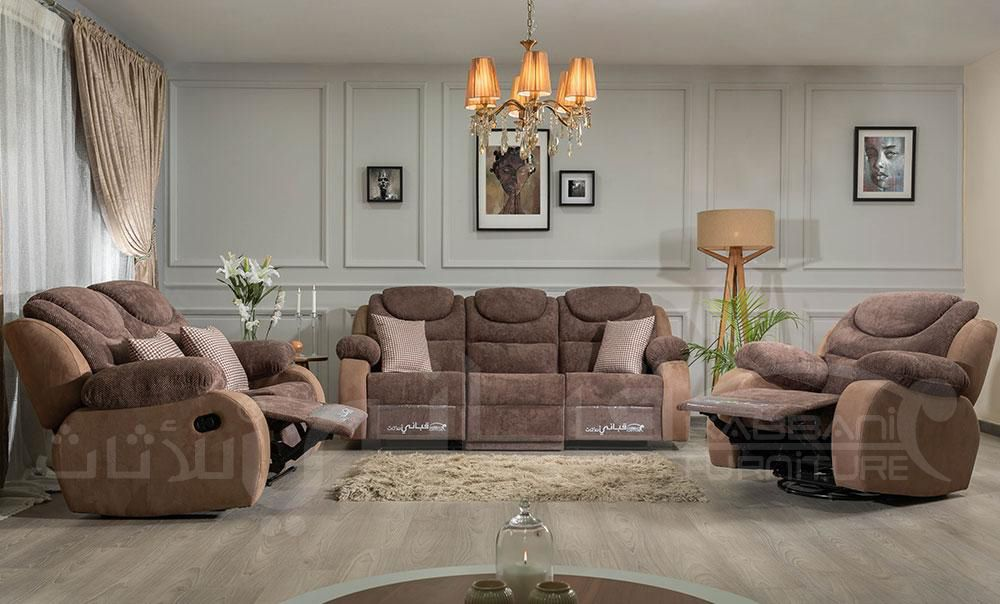 طقم ريكلاينر ريو Home Decor Furniture Decor