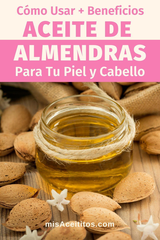 Pin En Aceite De Almendras