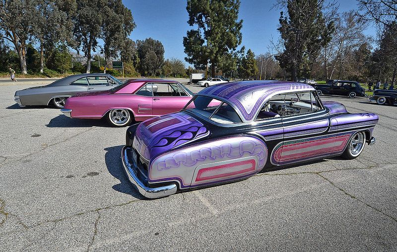 Legg Lake 2 8 2015 Custom Cars Lowriders Chevy Bel Air