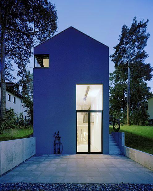 Projektbild architecture pinterest haus architektur for Minimalistisches haus grundriss