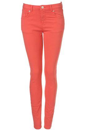 MOTO Coral Jamie Jeans