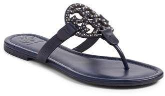 483294901265a3 Tory Burch Miller Embellished Sandal