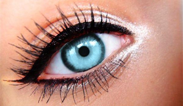 Eye Popping makeup
